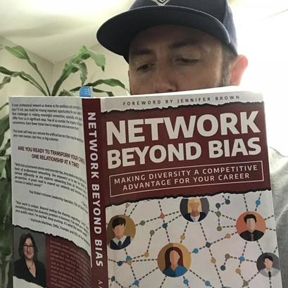 IZ Ventures reading Network Beyond Bias